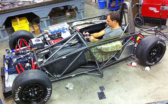 Автомобиль для гонок своими руками 596