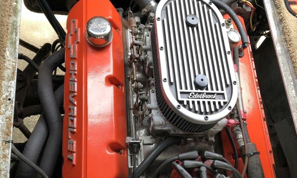 «Самый быстрый в мире автодом» продали на eBay