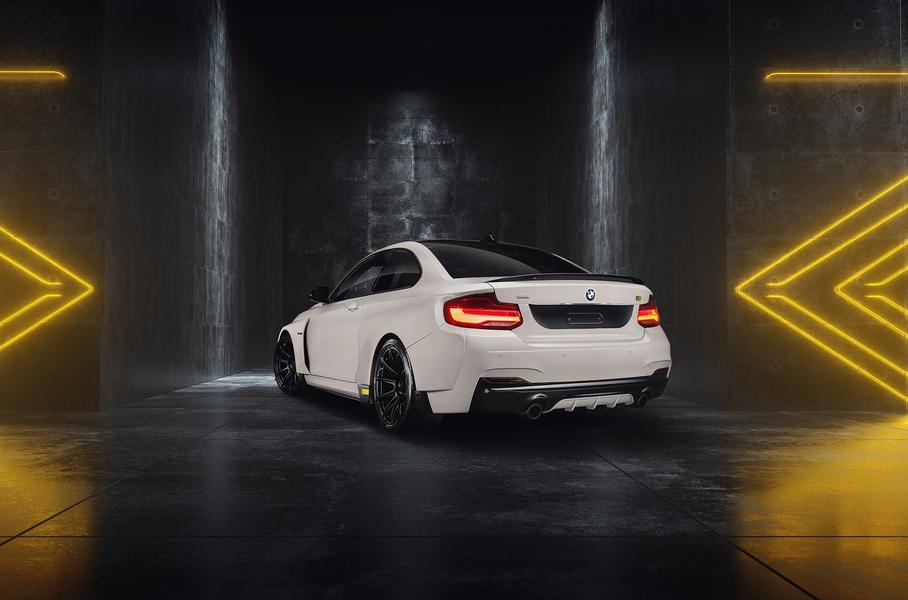 BMW 2 серии переделали в духе исторических M-машин