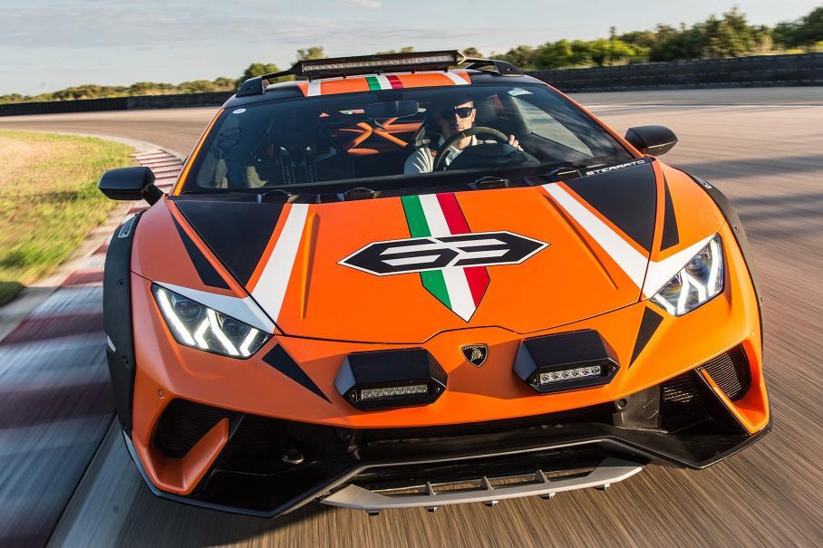 Внедорожный Lamborghini Huracan станет серийным