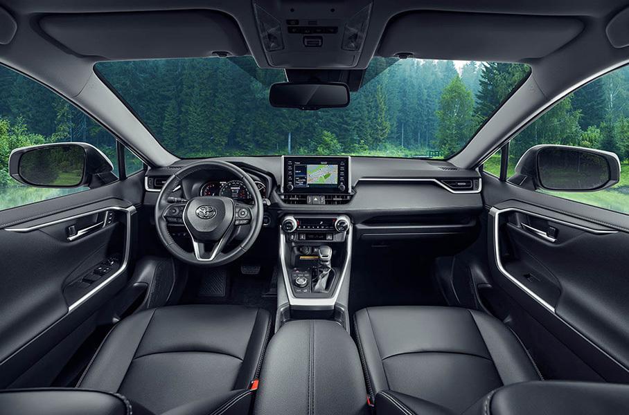 Toyota прекратит выпуск RAV4 в России