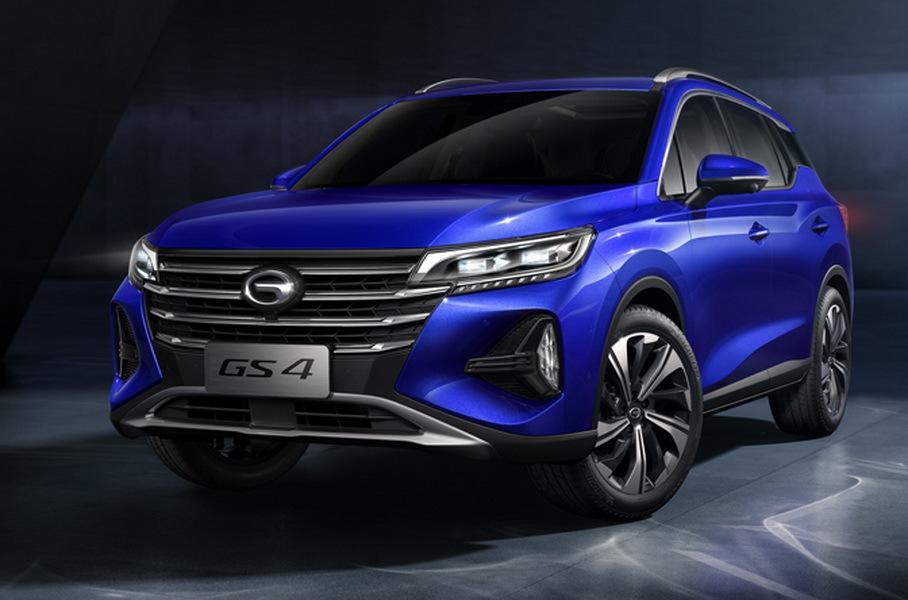 Китайский конкурент Kia Sportage доберется до России в 2020 году