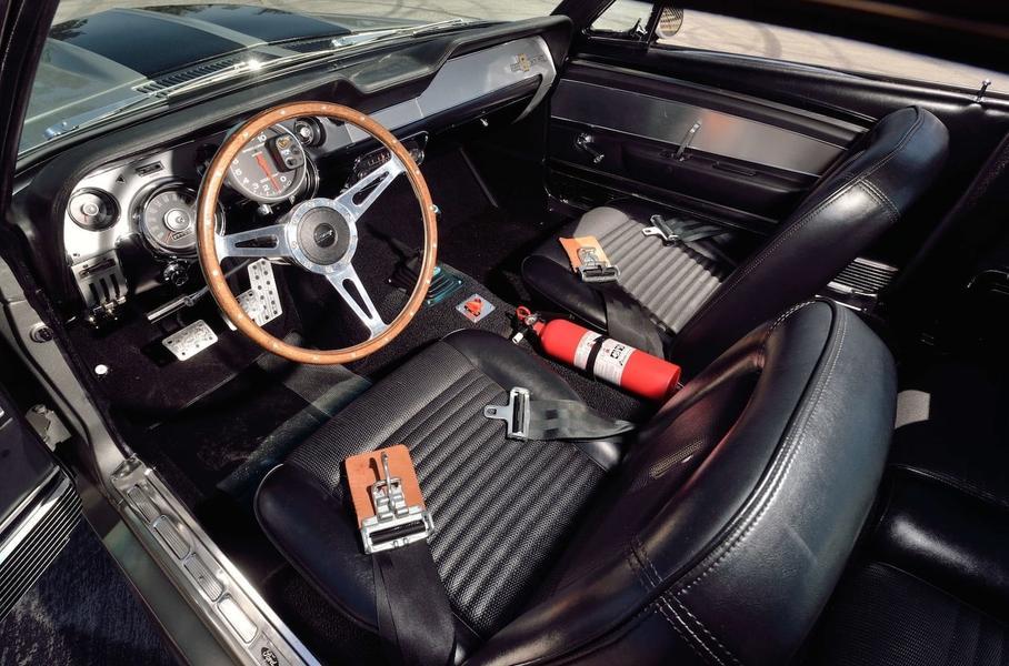 На продажу выставили Ford Mustang «Элеонор» из «Угнать за 60 секунд»