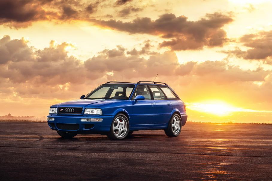 Видео: Audi поделилась ностальгической рекламой, снятой 25 лет назад