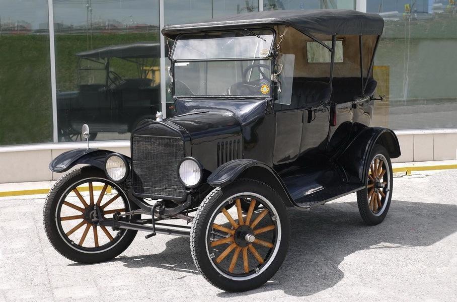 В России выставили на продажу 97-летний кабриолет Ford