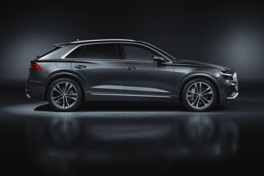 Audi SQ7 и SQ8 получили бензиновый мотор