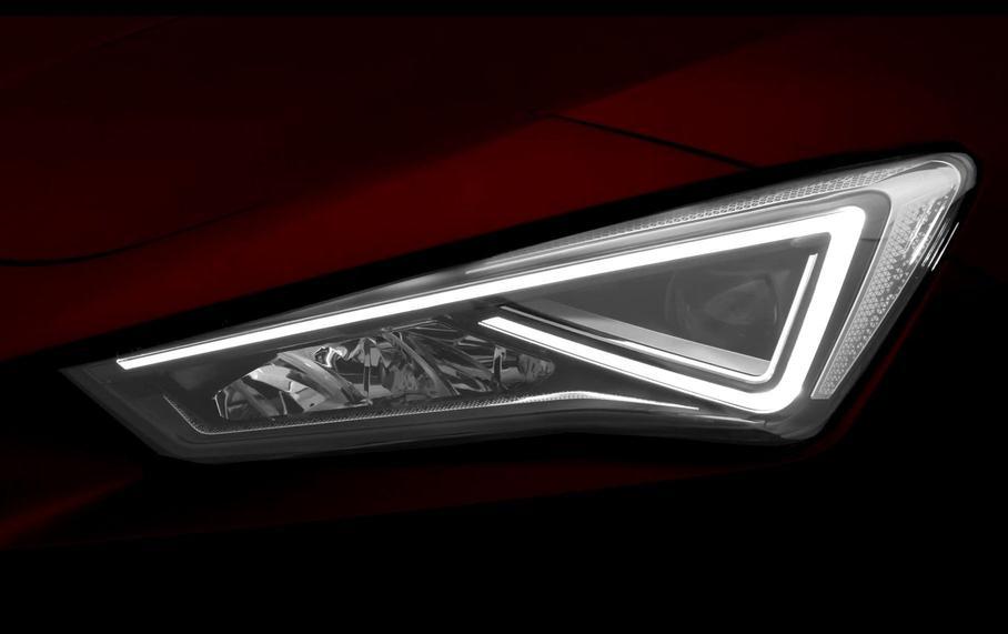 Появилось новое изображение Seat Leon четвертого поколения