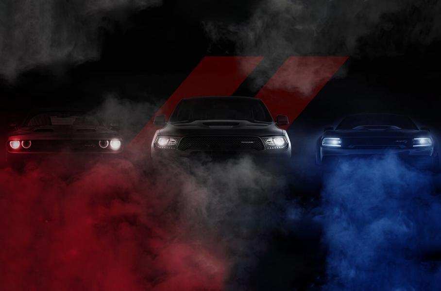 Компрессорные модели Dodge «исполнили» гимн США