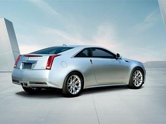 Компания Cadillac официально представила купе CTS
