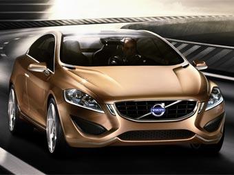 Компания Volvo рассекретила прототип нового S60