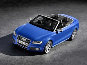 Компания Audi официально представила открытые версии A5 и S5