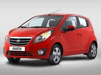 В Южной Корее представлен Daewoo Matiz нового поколения