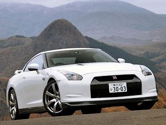 Компания Nissan объявила российские цены на суперкар GT-R