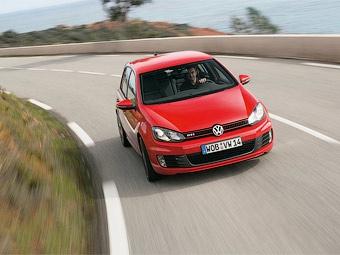 """Вторую """"заряженную"""" версию VW Golf покажут в конце марта"""