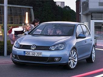 """У нового VW Golf будет три """"заряженные"""" версии"""