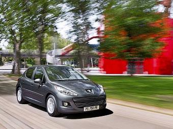 Семейство Peugeot 207 обновилось