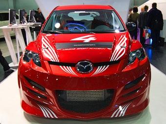 Mazda завершила разработку внедорожника-спорткара