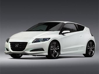 """Компания Honda показала спортивный """"гибрид"""""""