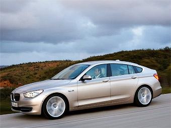 """Компания BMW превратила 5-Series в """"дальнобойный"""" хэтчбек"""
