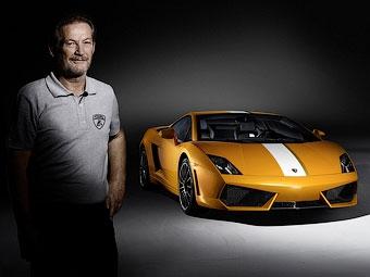 Компания Lamborghini назвала новую модель именем тест-пилота