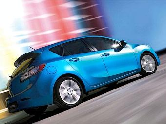 Новый хэтчбек Mazda3 показали за неделю до официальной премьеры