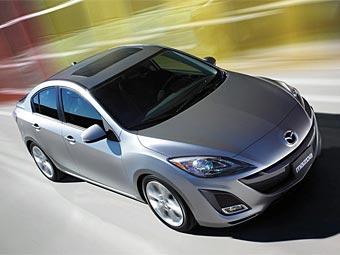 Появились первые фотографии новой Mazda3