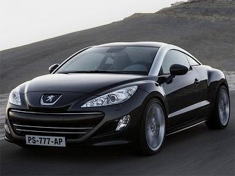 Компания Peugeot официально представила спортивное купе RCZ