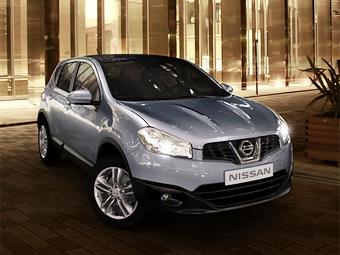 Компания Nissan показала обновленный Qashqai