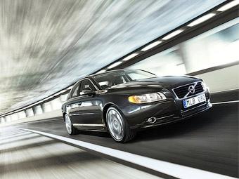 Компания Volvo обновила седан S80
