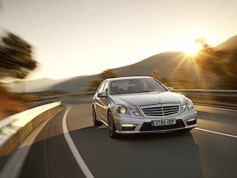 Mercedes-Benz рассекретил самую мощную версию седана E-Class