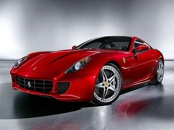 Ferrari готовит к Женеве две новые модификации суперкара 599 GTB Fiorano