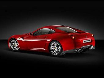 Ferrari привезет в Женеву новую версию суперкара 599 GTB Fiorano