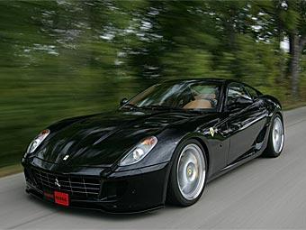 Ателье Novitec Rosso представило 808-сильный Ferrari 599 GTB Fiorano