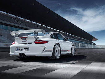 Компания Porsche официально представила 500-сильный трековый суперкар