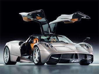 Новую модель Pagani представили официально