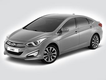 Марка Hyundai рассекретила новый большой седан
