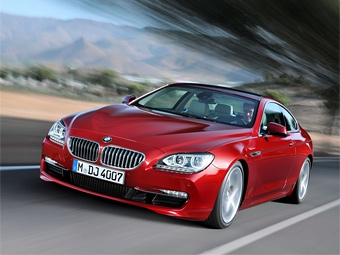 Компания BMW официально представила новое купе 6-Series