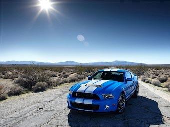 Компания Shelby показала 540-сильную версию Ford Mustang