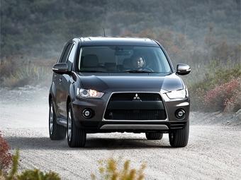 Обновленный Mitsubishi Outlander официально представили в США