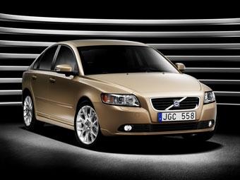 Volvo обновила модели S40 и V50