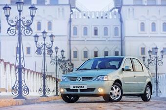 Renault Logan стал выглядеть дорого