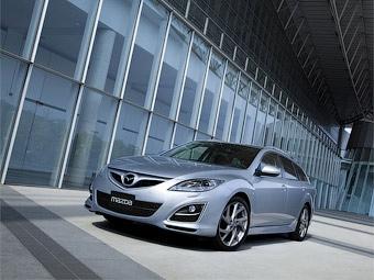 """Компания Mazda показала обновленные """"шестерки"""" для Европы"""
