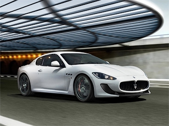 Самую мощную и быструю модель Maserati покажут в Париже