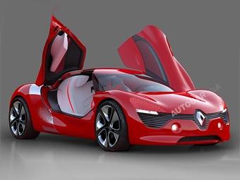В Париже Renault представит среднемоторный электрокар