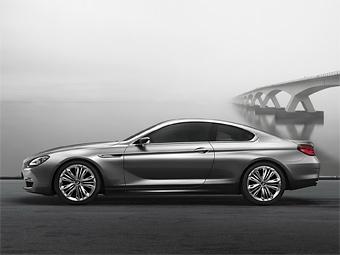 """BMW покажет в Париже прототип новой """"шестерки"""""""