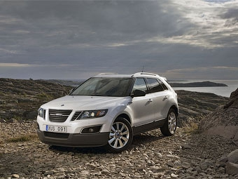 Компания Saab официально представила новый кроссовер