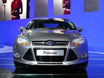 Новый Ford Focus начнут продавать в России в 2011 году