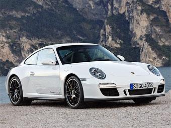 Porsche привезет в Париж топовую версию спорткара 911 Carrera