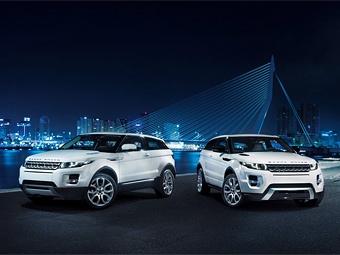 Range Rover Evoque получит два варианта дизайна кузова
