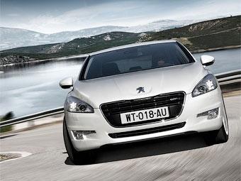 Компания Peugeot рассказала подробности о модели 508